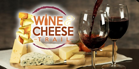 Wine and Cheese Trail 2021 tickets