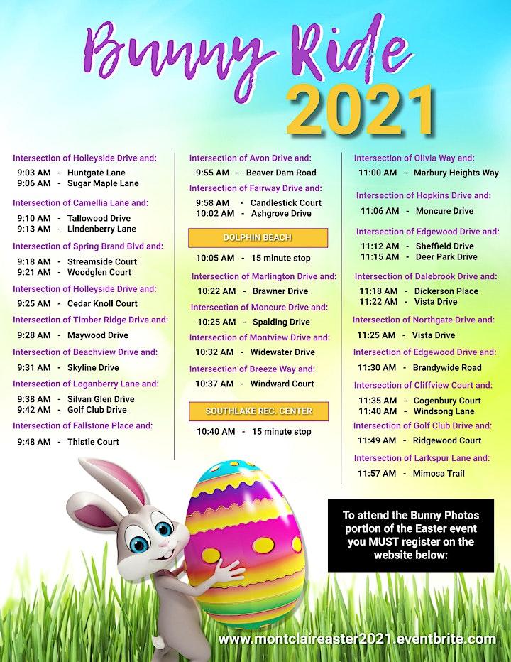 Montclair Easter 2021 image