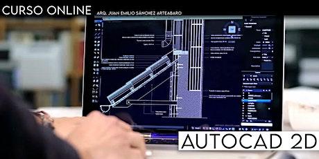 Curso de AutoCAD 2D tickets