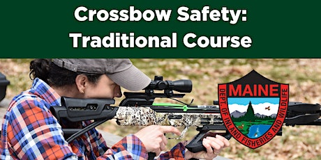 Crossbow Safety: Traditional Course - Hollis tickets