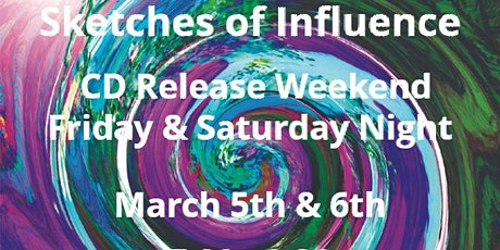 Sketches of Influence tickets