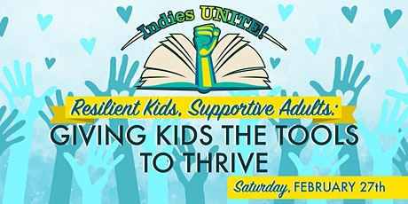 Resilient Kids, Supportive Adults: Giving Kids the Tools to Thrive tickets