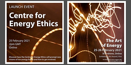Centre for Energy Ethics Launch and Art of Energy tickets