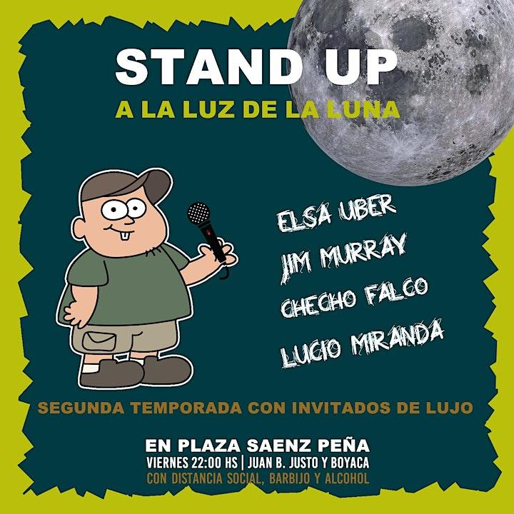 Imagen de Stand Up A La Luz De La Luna (2ª Temporada)