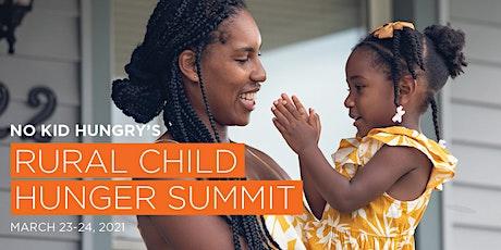 2021 Rural Child Hunger Summit tickets