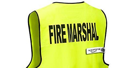 Fire Marshall and Fire Safety Classroom Courses tickets
