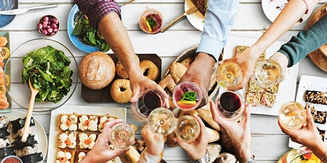 FRENCH CUISINE AND WINE TASTING tickets