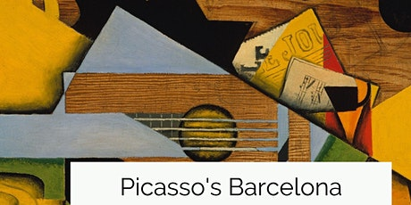 Picasso's Barcelona: A Virtual Visit entradas