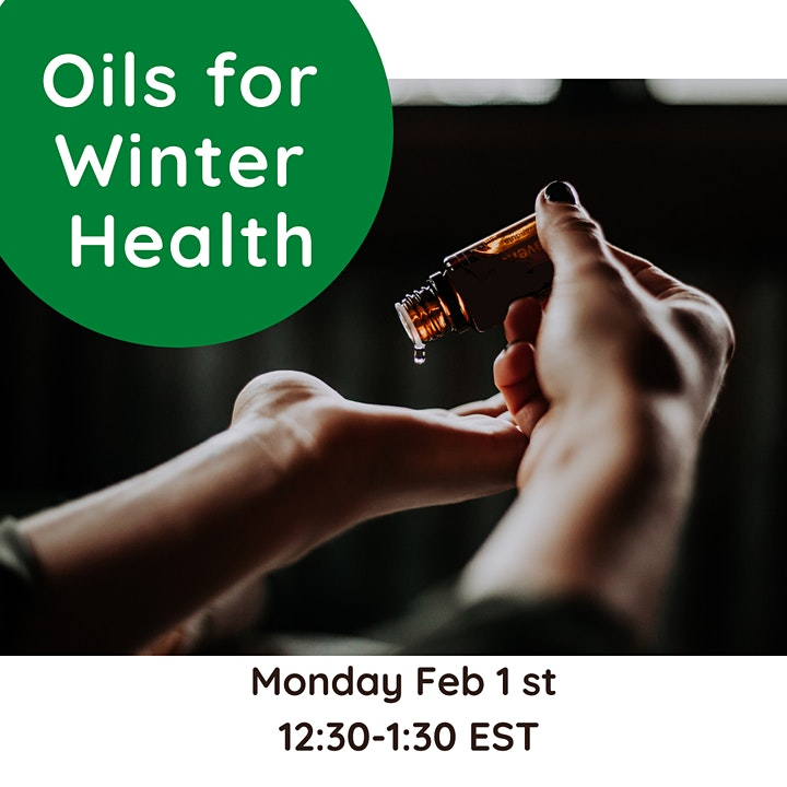 Daily Living with Oils - Winter, Evenings, and Mornings image