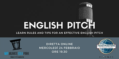 English Pitch biglietti