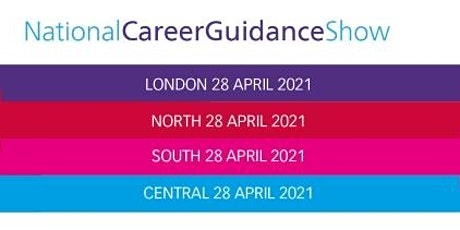 National Career Guidance Show Central 2021 tickets