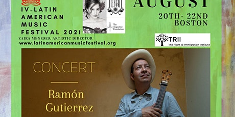 Latin America MusicFestival - AUGUST Concert tickets