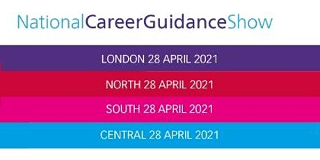 National Career Guidance Show London 2021 tickets