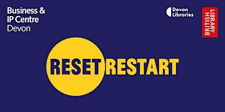 Reset. Restart: Getting Found on Google with Nigel Wilkinson tickets