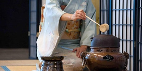 Intro to the Japanese Art of Tea (Chado) – A Cup of Peace and Simplicity tickets