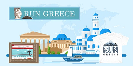 Run Greece Virtual Race tickets