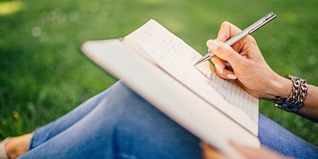 Writing for Wellbeing - Online Session tickets
