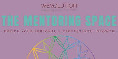 The Mentoring Space, WE Evolution signature program entradas