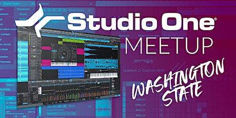 Studio One E-Meetup - Washington State tickets