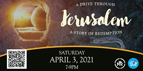 A Drive Through Jerusalem tickets