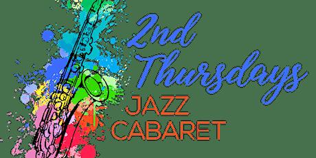 2nd Thursdays Jazz Cabaret Series tickets