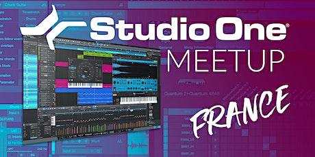 Studio One E-Meetup - France tickets