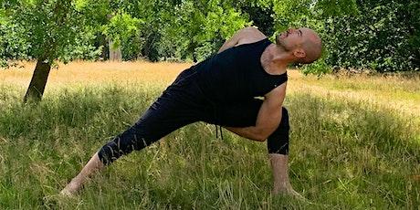 Flow Yoga & Restore: Live Online tickets