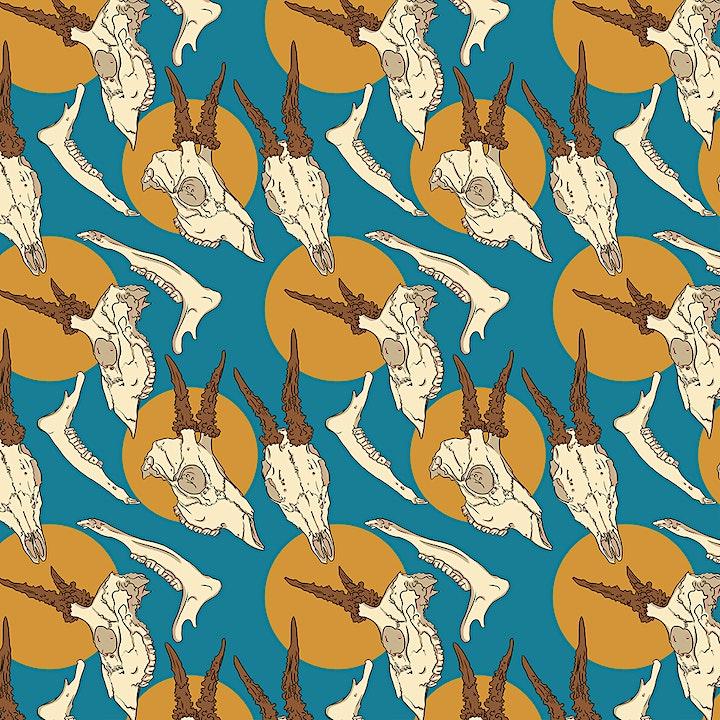 Criw Celf | Surface Pattern |Patrwm Arwyneb | Jenna Clark image