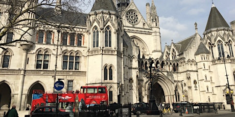 Discover Legal London tickets