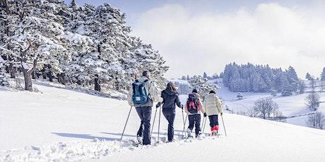 Journée en raquettes à neige au Lac Blanc dans les vosges billets