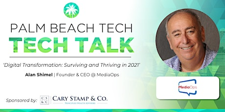 'TECH TALK | 'Surviving and Thriving in 2021' tickets