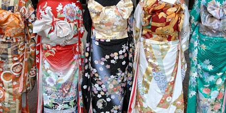 Introduction to the World of the Japanese Kimono tickets