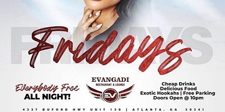 Wavy Ent Presents: Foreign Friday's tickets