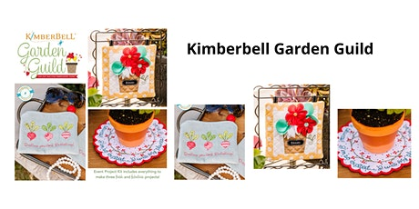 Kimberbell Garden Guild Event tickets