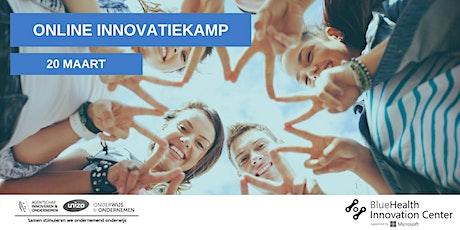 Online innovatiekamp  van UNIZO Ondernemend Onderwijs tickets