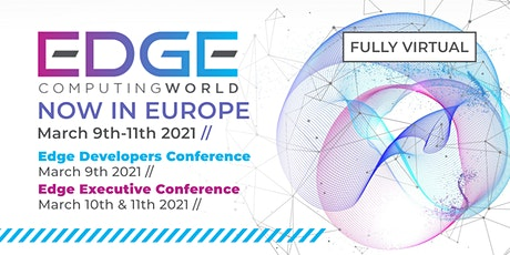 Edge Computing World Europe 2021 tickets
