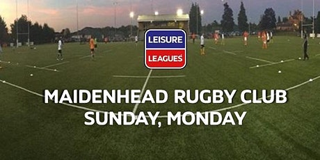 Maidenhead 6 a side League tickets