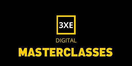 3XE Masterclass - Instagram for Business tickets