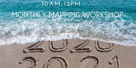 Sandbox WORKSHOP: 2021 Mapping tickets