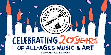 Viva Vera 20 Kickoff tickets
