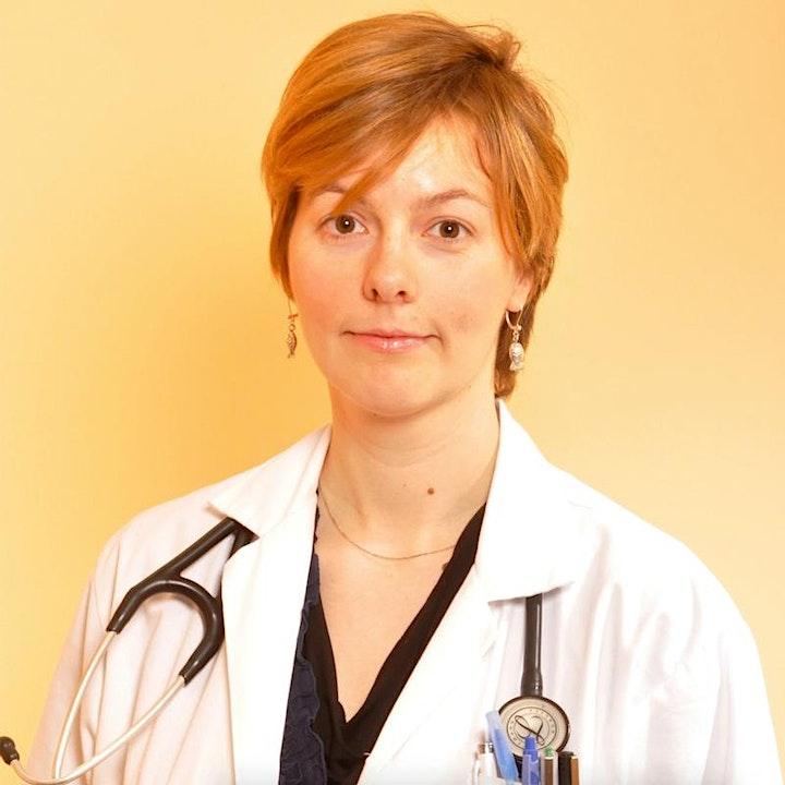 Women's Health Matters: Migraines and Hormones with Dr. Elizabeth Leroux image