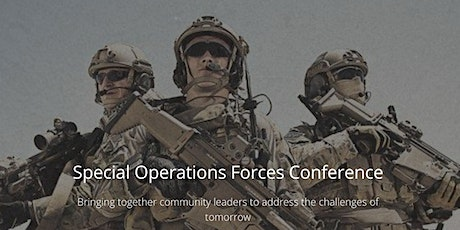 Yale Special Operations Forces Conference 2021 tickets