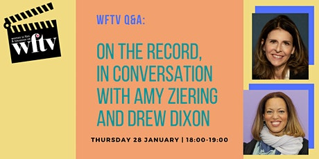 ON THE RECORD, IN CONVERSATION WITH AMY ZIERING & DREW DIXON (Non-Members) tickets