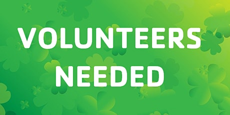 Volunteer for St. Patrick's Day Event tickets