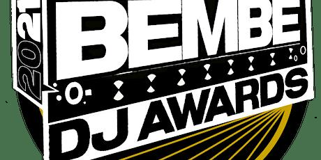 2021 BEMBE DJ Awards tickets