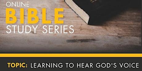 ONLINE In Depth Bible Study tickets
