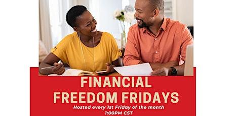 Financial Freedom Friday tickets