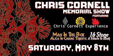 Chris Cornell Memorial Show tickets