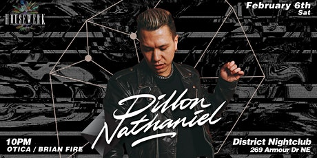 Housewerk with Dillion Nathaniel, Otica & Brian Fire tickets