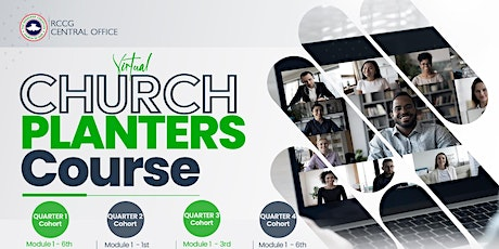 Church Planters' Course(Module1-4) tickets